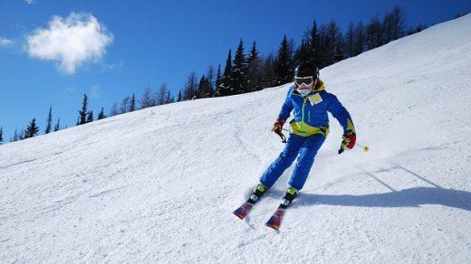 лыжница