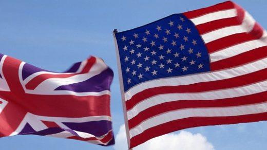 английский язык американский и британский