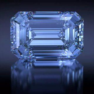 Голубой бриллиант (Оппенгеймер Блу)