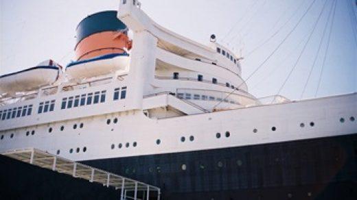 Королева Мэри корабль-призрак